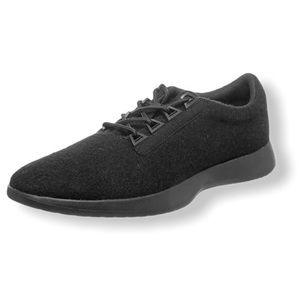 Bearpaw Black Wool Benjamin Sneakers US 13